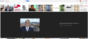 Google Bildersuche mit Vorschaubild