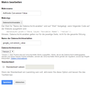 Conversion-Tag-Manager-AdWords-Value-Makro