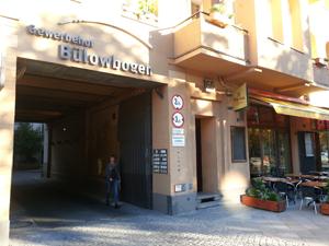 Eingang_Bülowbogen
