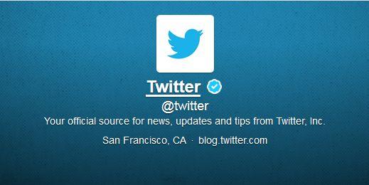 Den Börsengang gab Twitter über den eigenen Account bekannt.