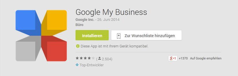 GMB-App