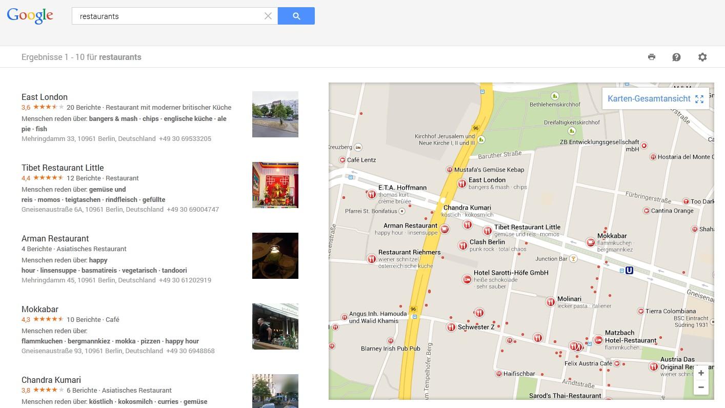 Maps-alle-Ergebnisse