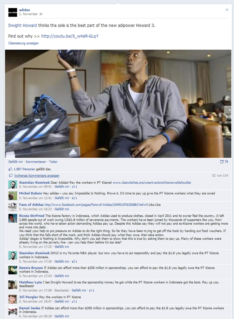 Facebook-Adidas-Screenshot