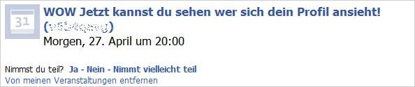 Facebook-Wurm