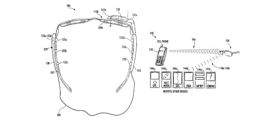 Patent-Cellphone-Display