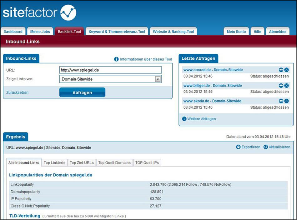 Sitefactor1