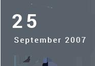 Datum der Veröffentlichung: 25.09.2007