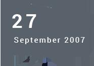 Datum der Veröffentlichung: 27.09.2007