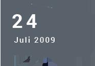 Datum der Veröffentlichung: 24.07.2009