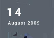 Datum der Veröffentlichung: 14.08.2009