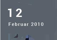Datum der Veröffentlichung: 12.02.2010