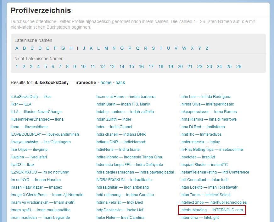 Twitter-Profilverzeichnis2