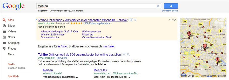 google_schreibfehler