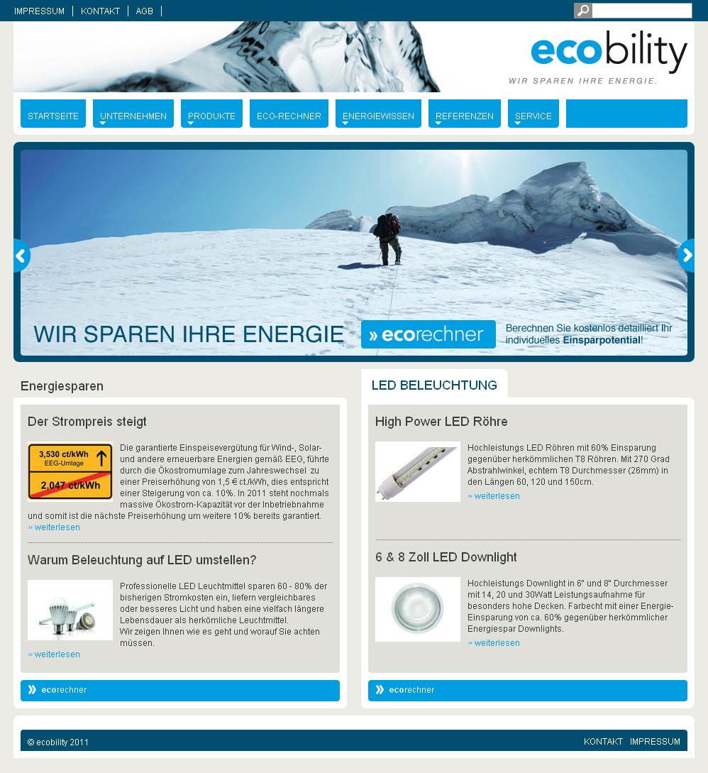 Startseite-ecobility