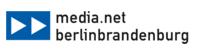 Logo von Media.net BerlinBrandenburg, ein Netzwerk der digitalen Wirtschaft