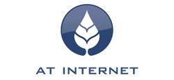 Logo von AT Internet, ein Unternehmen im Bereich Webanalyse