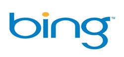 Logo von bing