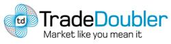 Logo von Tradedoubler, ein Unternehmen für Online Marketing