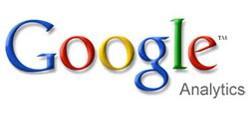 Logo von Google Analytics