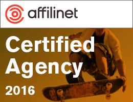 Die internetwarriors sind eine von Affilinet zertifizierte Agentur