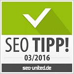 Logo von SEO TIPP 03-16