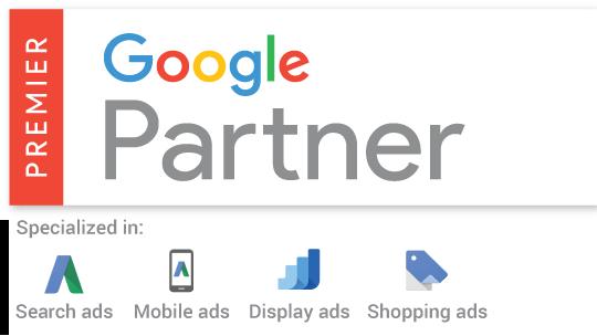 Logo Google Premium Partner