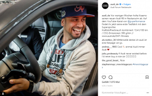Instagram Marketing funktioniert auch mit Influencern