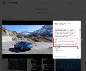 Beispiele für Hashtags im Instagram Marketing