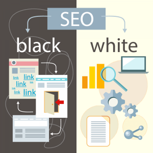 Unterschied zwischen Black-Hat-SEO und White-Hat-SEO verstehen