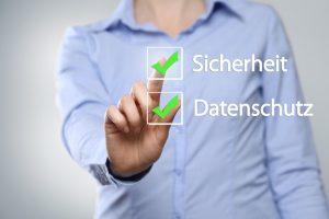 Sicherheit und Datenschutz durch DSGVO