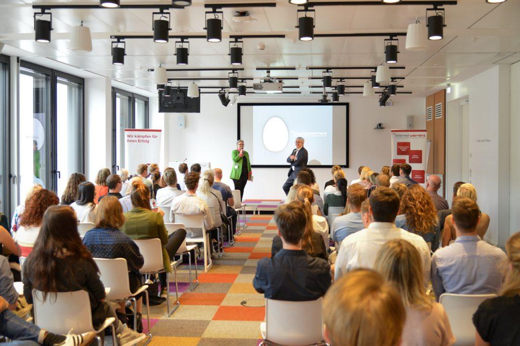 Fachkonferenz ganzheitliches Online Marketing für den Mittelstand