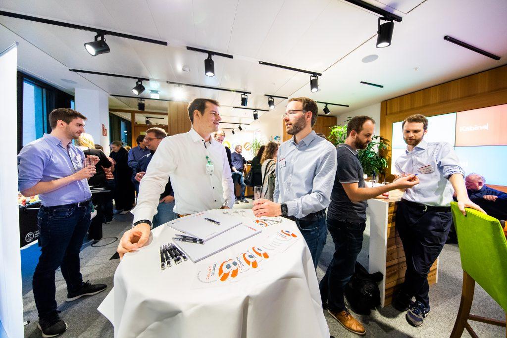 Networking auf der Fachkonferenz für Online Marketing im E-Commerce
