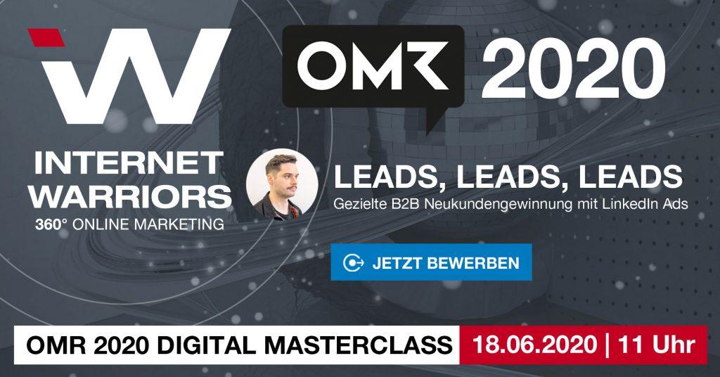OMR 2020 - Internetwarriors