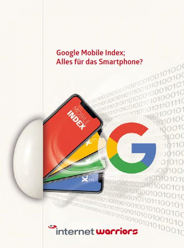 Cover Whitepaper zum Thema: Google Mobile Index