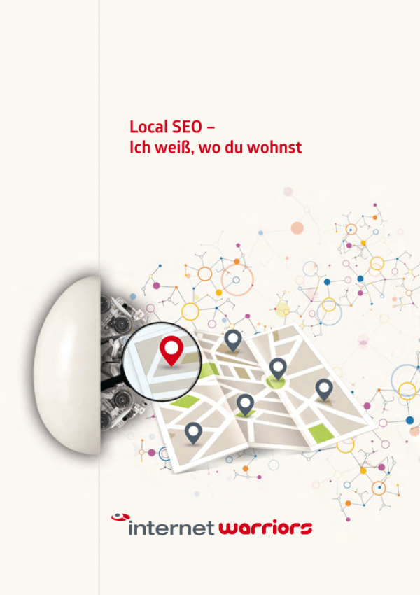 Cover Whitepaper zum Thema: Local SEO