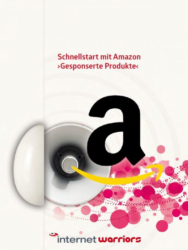 Cover Whitepaper zum Thema: Gesponserte Produkte mit Amazon